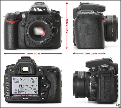 Nikon D90 - DSLR dengan kemampuan video