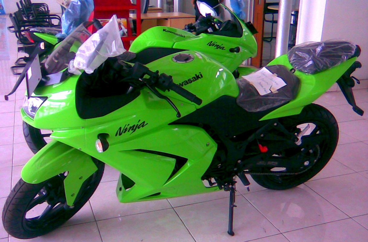 Image of Kawasaki Ninja 250cc Terbaru