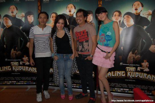 "Meet ""The Maling Kuburans"""