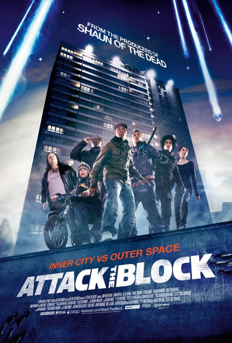 Attack The Block: Alien Datang, Preman Menghadang