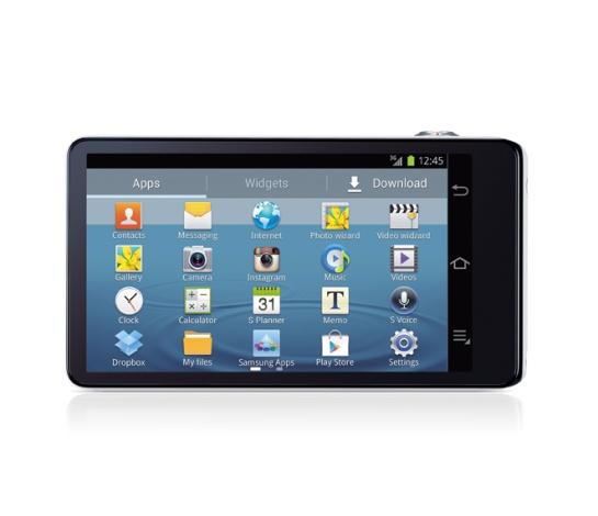 Samsung Galaxy Camera memiliki semua kemampuan Android, kecuali menelepon.