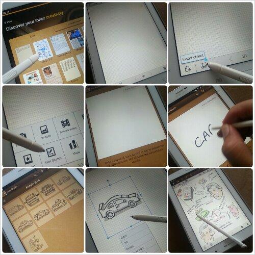 Tinggal tuliskan apa obyek sketsa yang kita butuhkan!