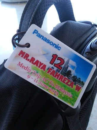 Panasonic Econavi Media Trip KL 2013