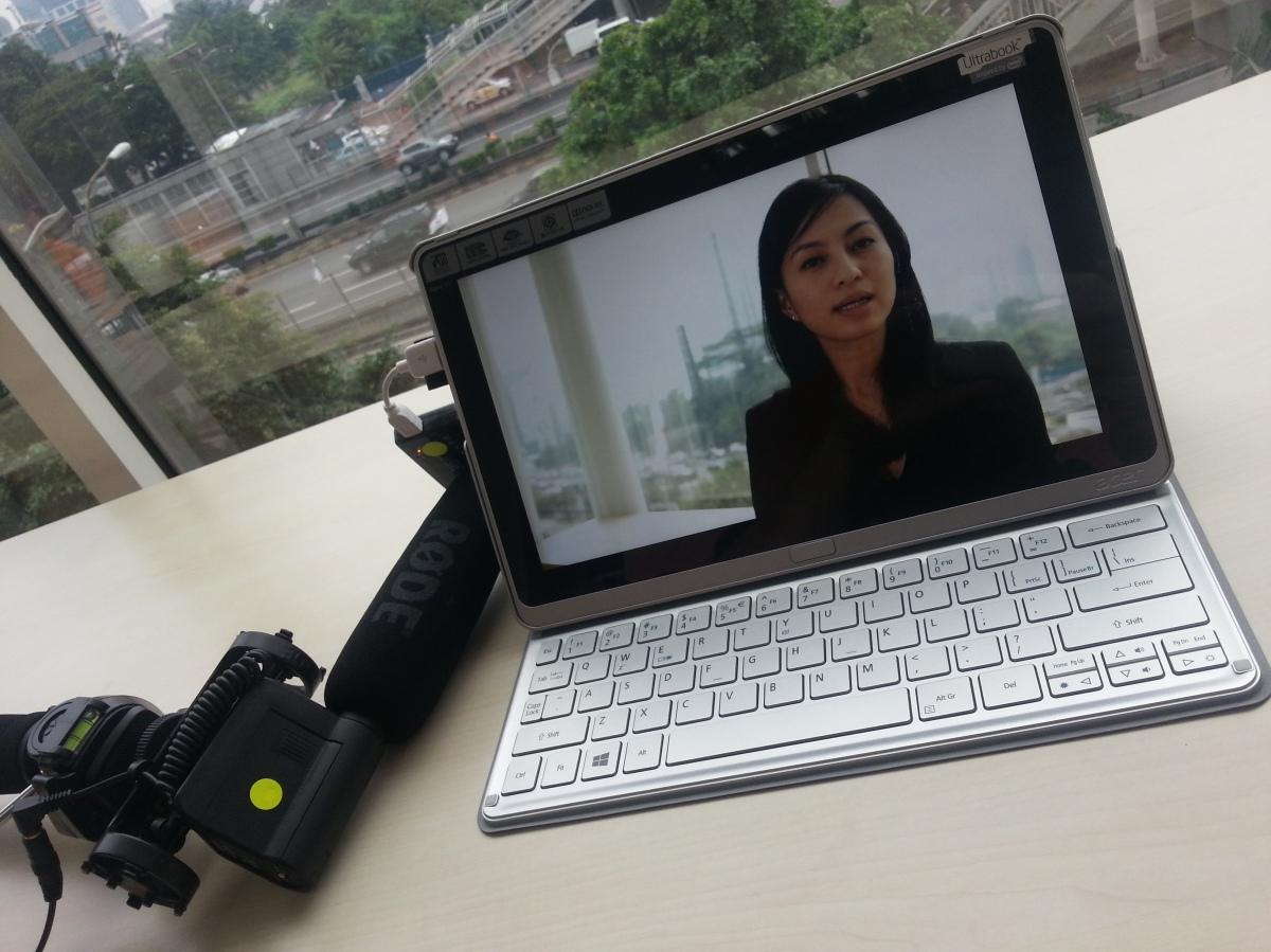 Berkenalan Dengan Acer Aspire P3: Hybrid Ultrabook