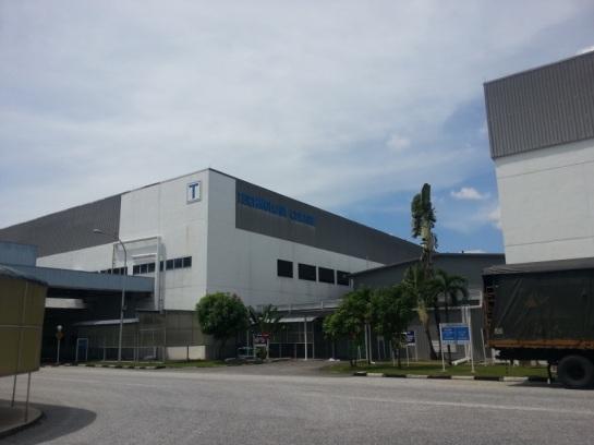 Lanjut ke gedung teknologi Panasonic PAPAMY