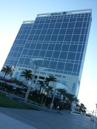 San Diego Hilton Bayfront, venue untuk Qualcomm Uplinq 2013