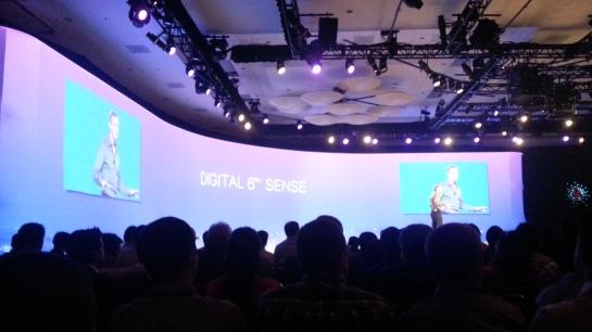 Indera ke 6 digital: ketersambungan antar semua.