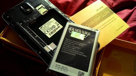 Batere 3200 MAh untuk Samsung Galaxy Note 3.