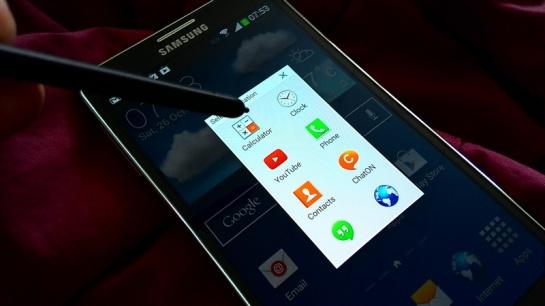 Pilih app apa yang kita inginkan di jendela tersebut.