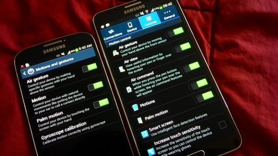 Kelebihan Galaxy Note 3 adalah Air Command, yang memang khusus untuk pena digitalnya.
