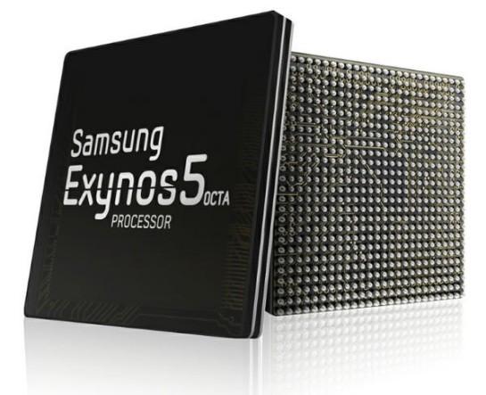 Prosesor 8 Core andalan Samsung.