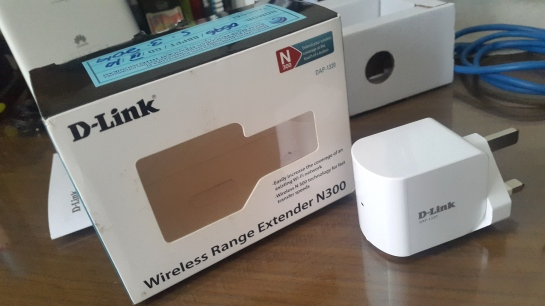 Wireless Range Extender D-Link DAP-1320