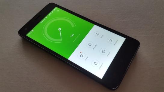 Mungkin favorit saya di gawai Xiaomi ini: Cleaner.
